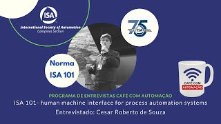 ISA 101 - human machine interface for process automation systems