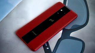 Распаковываем Porsche Design Huawei Mate 20 RS Red