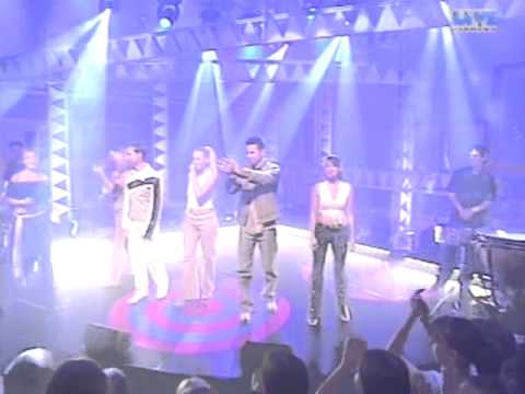 Steps - Chain Reaction (Live And Kicking)