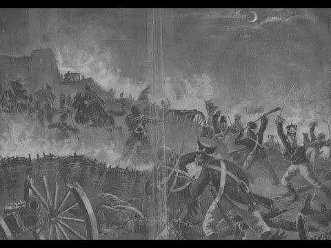 Битва при Асландузе золотая страница русской истории . Battle of Aslanduz