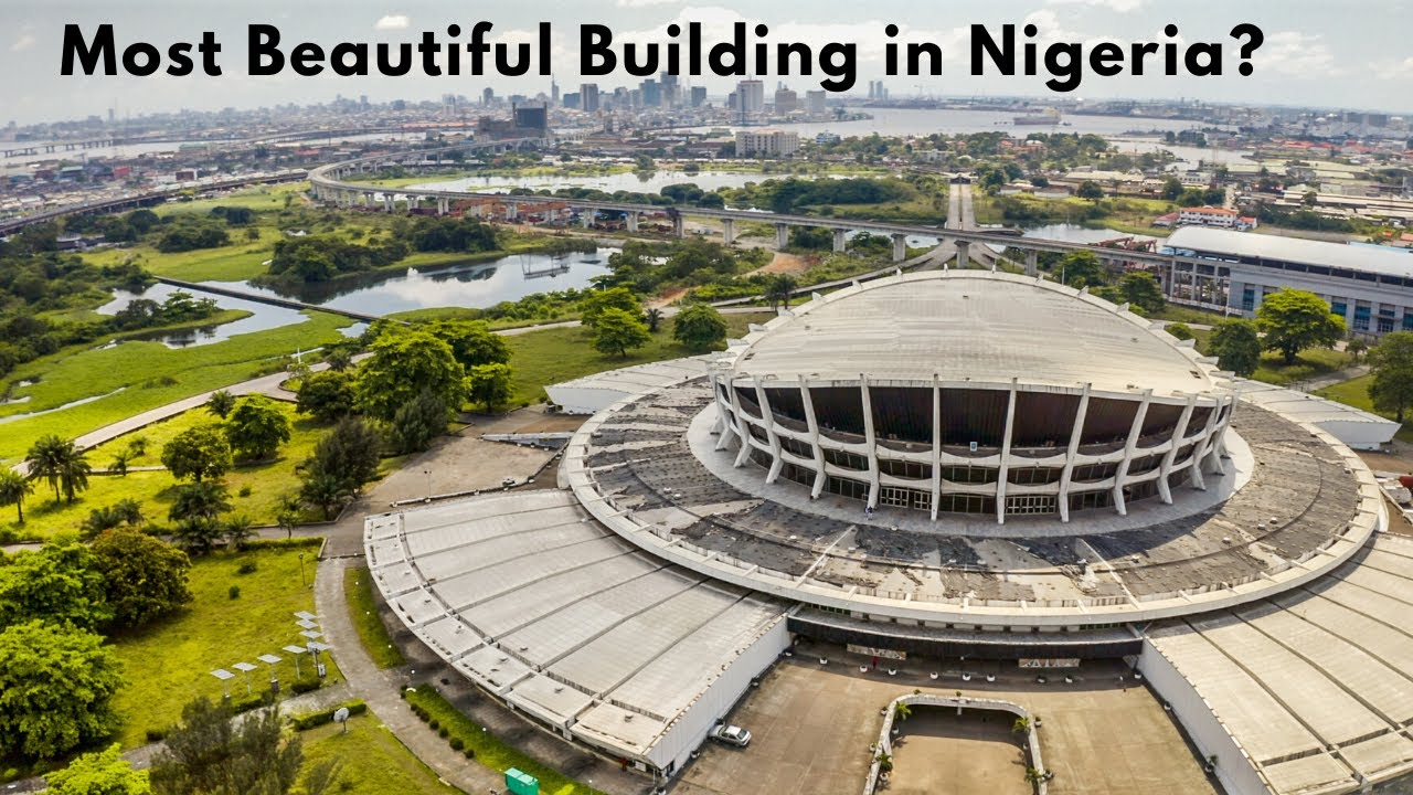 Is This The Most Beautiful Building in Nigeria?