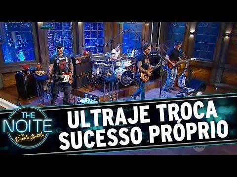 The Noite (12/08/15) - Ultraje Toca 'Filha Da P*ta'