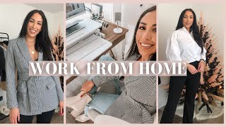 WINTER OUTFIT HAUL! Work From Home & Holiday Styles!