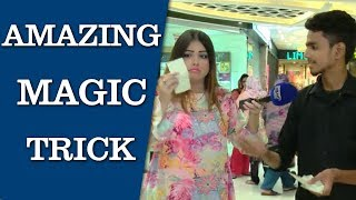 Amazing Magic Trick with Money: You Won't Believe