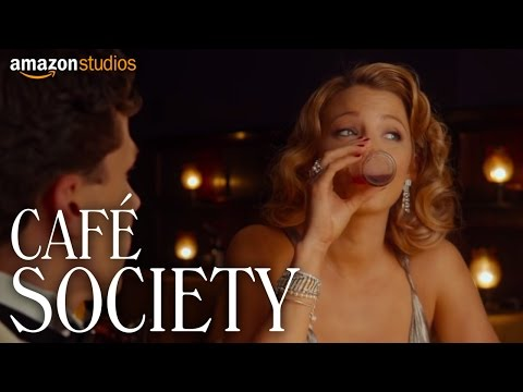 Cafe Society - Veronica In The Jazz Club (Movie Clip) | Amazon Studios