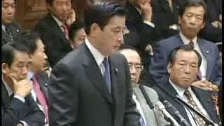国会論戦ビデオハイライト 党首討論(平成16年11月10日)