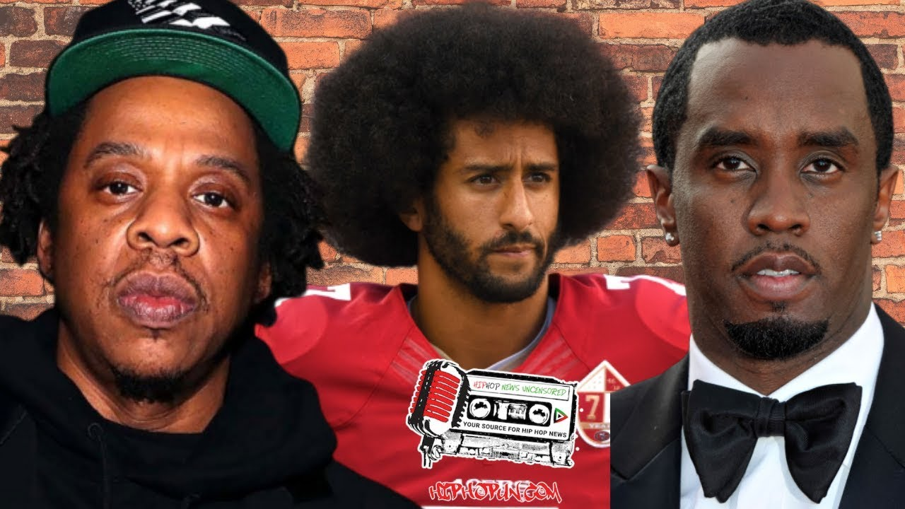 Diddy Has Some Choice Words For Jay-Z & Colin Kaepernick!!