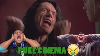 BCG's Puke Cinema: The Room LIVE Reaction/Fun Rant (with Special Guest Joe from Otherobert)