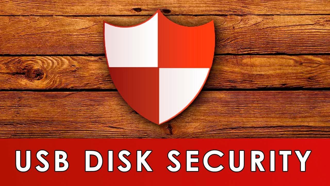 USB Disk Security 6.9 Crack