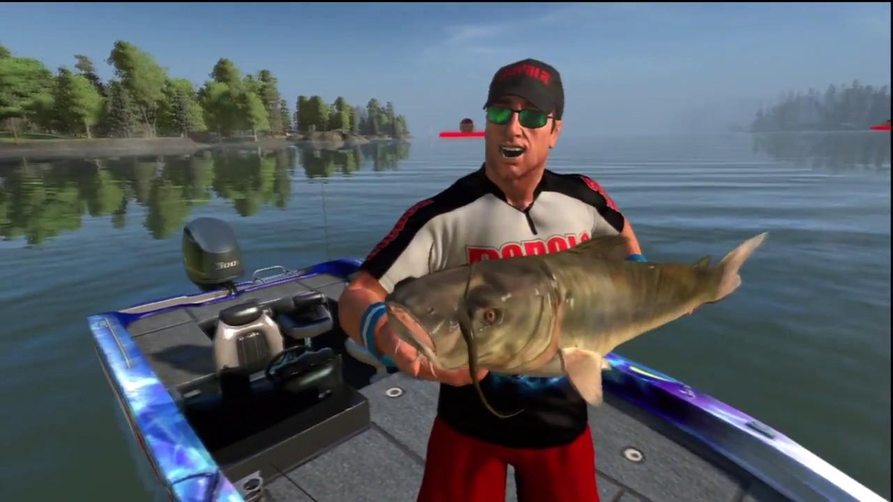 Ps3 Rapala Pro Bass Fishing Review 2010 Reviewzonehd Youtube
