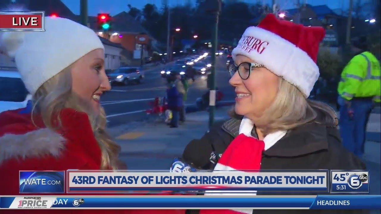 43rd Fantasy of Lights Christmas Parade