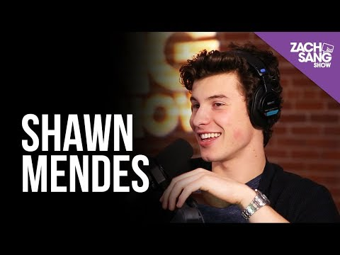 Shawn Mendes Talks Lost in Japan, In My Blood & Camila Cabello