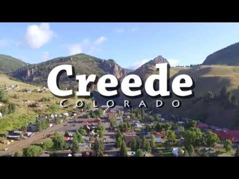 Beautiful Creede Colorado (2016) 4K