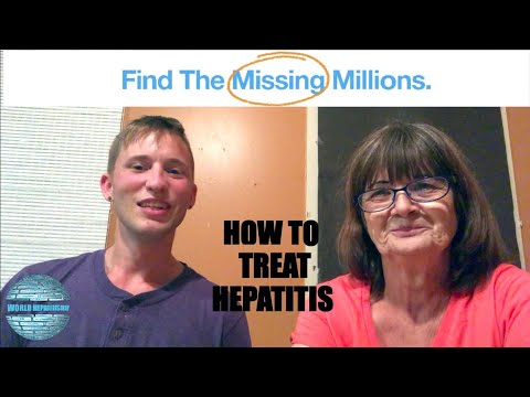 hepatitis-c:-diagnosis-and-treatment