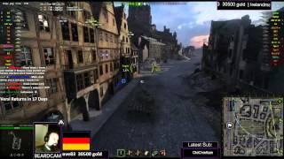 ^^| Bulldog vs Jagdtiger xD Stream Highlight Thumbnail