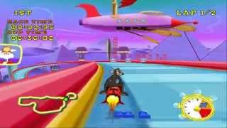 Looney Tunes: Space Race (PS2) walkthrough - Blue Star Special