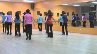 A Little Waltz - Line Dance (Dance & Teach in English & 中文)