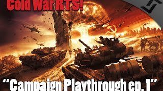World in Conflict - Cold War RTS - RUSSIA INVADES AMERICA - Campaign Mission 2
