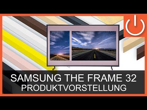 Produktvorstellung + Unboxing SAMSUNG THE FRAME GQ32LS03T