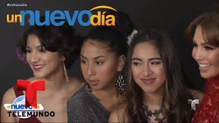 ¡Thalía estrena su documental sobre las quinceañeras! | Un Nuevo Día | Telemundo
