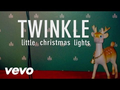 Twinkle (Little Christmas Lights) (Lyric Video)