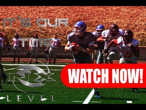 Culver-Stockton vs. MacMurray 41-14 C-SC Football - YouTube