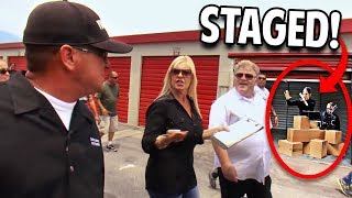 Why Storage Wars Is Totally Fake