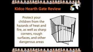Kidco Hearth Gate Review -- Protect Your Children With A Kidco Hearth Gate