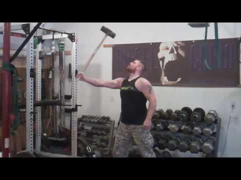 Heavy Sledgehammer Levers | Joe Sullivan