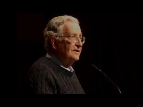 Noam Chomsky - Is Iran a Threat?