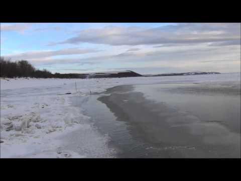 Eel Fishing On The Yukon River With Yukonjeff