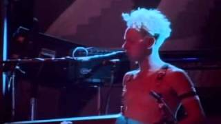 Depeche Mode - 101 live concert in the Rose Bowl - Never let Me Down Again.flv