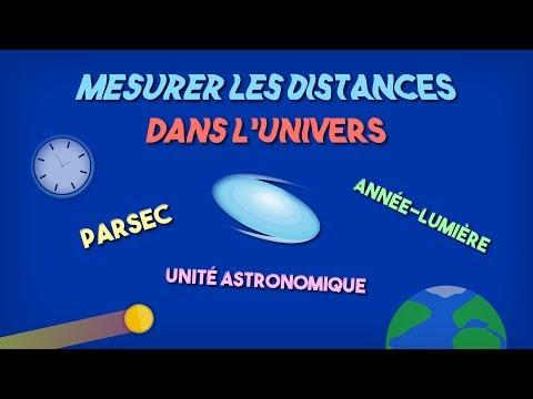 Mesurer Les Distances Dans L'Univers