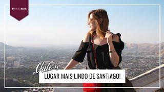 CERRO SAN CRISTÓBAL, PATIO BELLAVISTA e CENTRAL MARKET | Santiago, Chile 4 | Vlog thumbnail