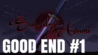 Sword of Asumi - Deluxe Edition Good Ending #1 The True Justicar Asumi