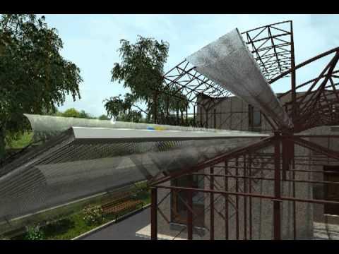 видео: Инструкция по монтажу сотовых панелей из поликарбоната
