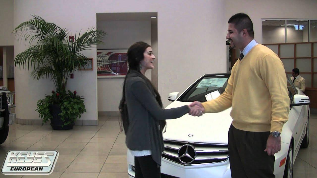 Keyes European Mercedes-Benz - YouTube