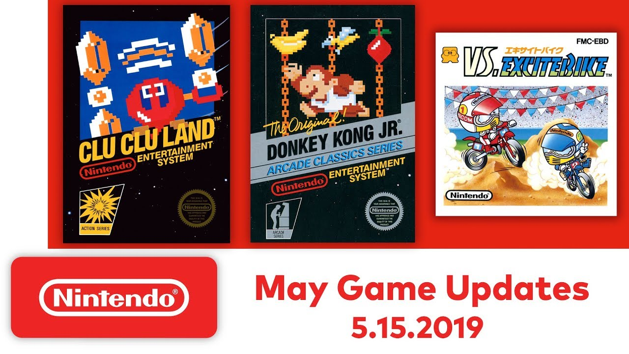Every free NES game added to Nintendo Switch Online in May