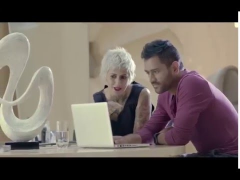 MS DHONI new ad on star sports for T20 worldcup 2016 (latest)