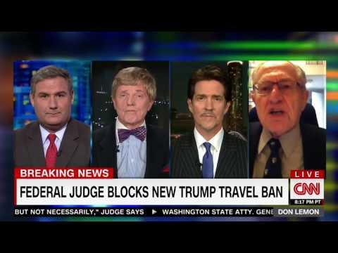 Alan Dershowitz Slams John Flannery As A Bigot