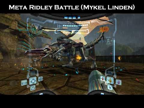 Metroid Prime: Meta Ridley Battle