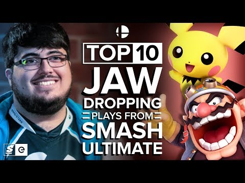 The Top 10 Jaw-Dropping Plays from Smash Ultimate So Far thumbnail