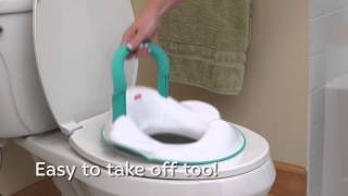 Perfect Fit Potty Ring - Demo - Fisher Price