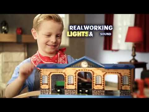 City Train Table And Railway Set At Toys R Us