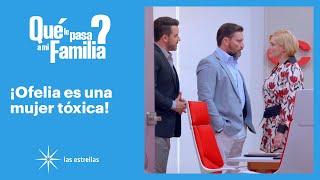 ¿Qué le pasa a mi familia?: ¡Carlos despide a Ofelia de su empresa! | C-71 | Las Estrellas