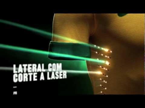 Brazil Home Kit 2012/2013 [NIKE Commercial] HD