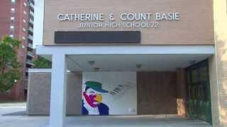 J.H.S. 72 Catherine & Count Basie