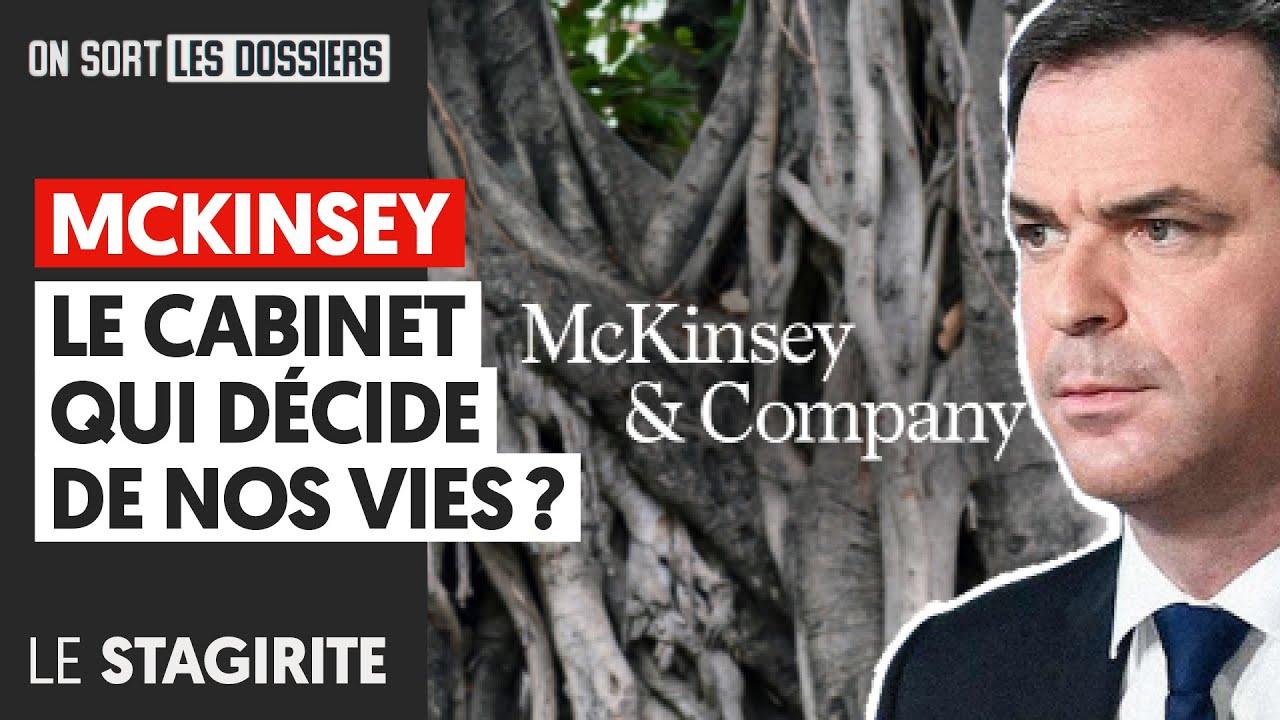 MCKINSEY : LE CABINET QUI DECIDE DE NOS VIES ? - YouTube