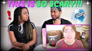 "Shane Dawson ""THE DARK WEB"" REACTION!!!!"