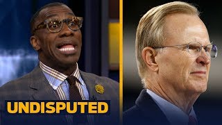 Shannon Sharpe discusses John Mara's comments on OBJ's antics | NFL | UNDISPUTED